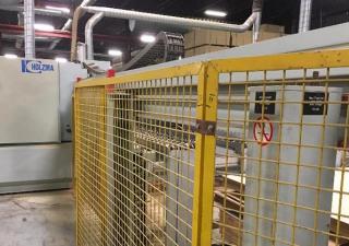Holzma HPL 33 Rear Loading Panel Saw