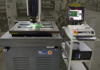 Machine multi-capteurs Ogp Avant Zip 600