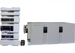Agilent 6410B Triple Quad LCMS with Agilent 1100 HPLC