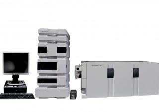 Agilent 6410B Triple Quadrupole LC/MS with Agilent 1200 HPLC System