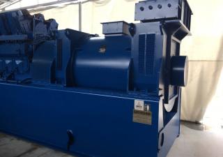 3500 kW MWM TBG 632 V16