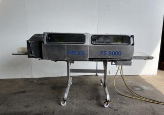 Pisces FS8000 fish splitting machine