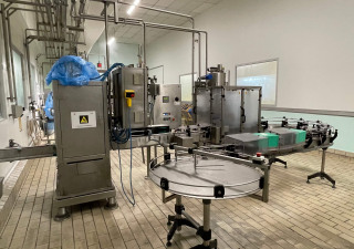 A2Ti Cans packaging line
