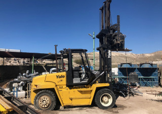 Forklift Gdp210Xl Yale 21,000 Lbs