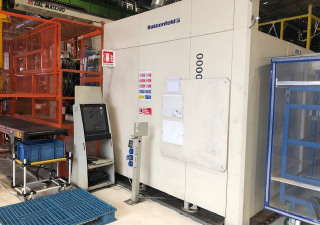 Battenfeld HM 1000 / 7700 Injection moulding machine