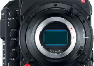 Caméra de cinéma plein format Canon Eos C700 (montage Ef verrouillable pour cinéma)