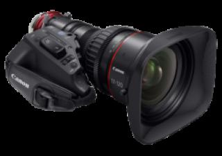 "Canon Cn7X17 Kas S / P1 The ""Cine-Servo"" Zoom Lens Covering Super 35Mm Format For Pl Mount Cameras"