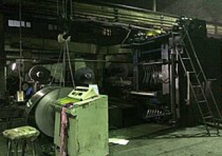 FOIL ROLLING MILL PLANT - 1000 MM - THICKN. 8 MICRONS