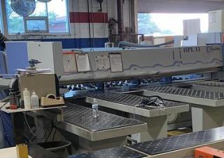 Holzma HPL 11 Rear Load Panel Saw