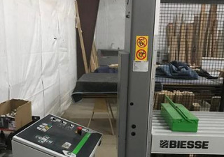 Biesse Cosmo NK Case Clamp