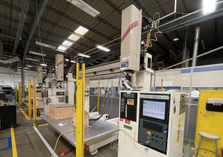 Thermwood M67 Cnc Router