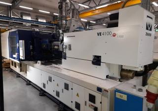 Zhafir Venus 4100/1700 Electric injection moulding machine