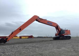 2006 Hitachi Ex1200 Track Excavator