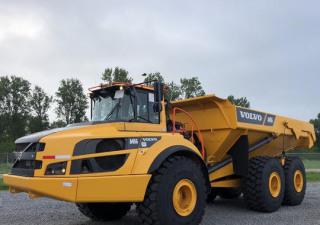 2019 Volvo A45G 6X6 Articulated Dump Truck