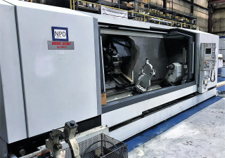 """16.5""""X120"""" Mori Seiki Nl3000Y/3000 Cnc Turning Center Lathe With Milling & Y-Axis"""
