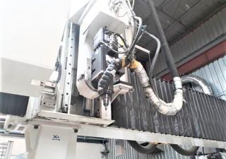 Routeur CNC de précision robuste à 5 axes Quintax 10' X 12'
