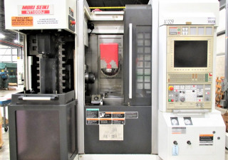 Mori Seiki Nt1000Wz Multiaxis Cnc Turn Mill Center New 2009