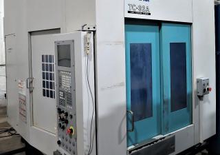 Centre de perçage/taraudage CNC Brother modèle Tc32A avec changeur de palettes