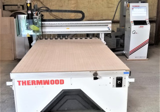 5' X 10' Thermwood Cs43 3-Axis Cnc Router