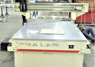 5' X 10' Thermwood C-53 3-Axis Cnc Router Factory Refurber 2007 And Unused Since