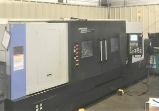 """16.5"""" X 83.7"""" Doosan Puma 3100Xly 4-Axis Cnc Lathe With C And Y Axis New 2016"""