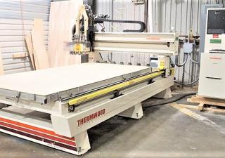 Routeur CNC 3 axes Thermwood modèle Cs45 5'X10'