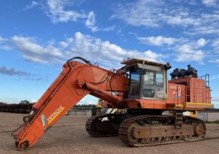 2007 Hitachi Ex1200-5D Track Excavator