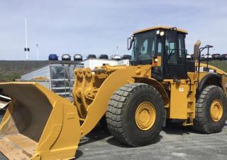 2006 Cat 980H Wheel Loader