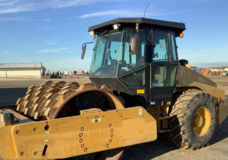 2011 Dynapac Ca612Pd Padfoot Vibratory Single Drum Compactor