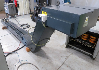 Brc Automazione Industriale Ntb 465 Chip Conveyor From Eurotech Multipla