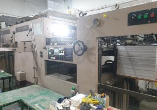 SANWA Brand Automatic Die-cutting Machine