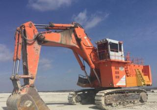 1999 Hitachi Ex1800-3 Track Excavator