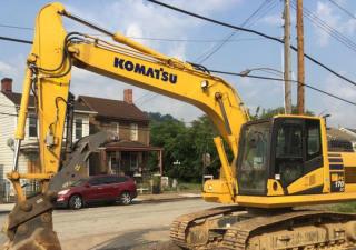 2018 Komatsu Pc170Lc-11 Track Excavator