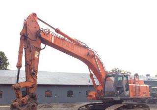 2006 Hitachi Zx470Lch-3 Track Excavator