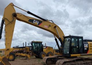2015 Cat 329El Track Excavator