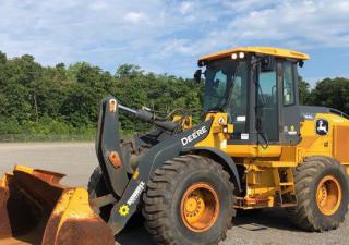 2019 John Deere 544L Wheel Loader