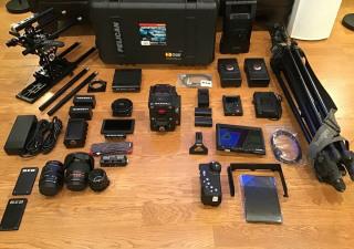 Used RED Epic Dragon X 6K Cinema Camera
