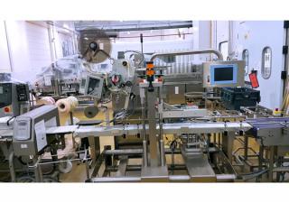 Multivac automatic labeling machines