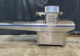 Machine à emballer les plateaux Ilpra Speedy Vg