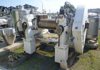 1000 mm X 400 mm deux Roll Mill Troester Type Wmx12