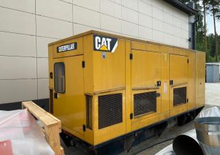 Дизель электростанция Caterpillar 3406 в контейнере