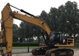 2008 Cat 345Cl Track Excavator