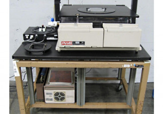 C101148 Pws Pacific Western Systems P8Ams Probe Ii Station Semiauto Wafer Prober