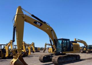 2016 Cat 336F L Track Excavator