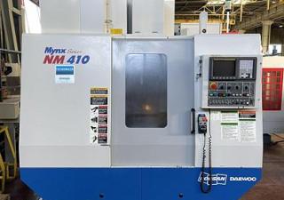 Used Doosan MYNX SUPER NM 410 Machining center - vertical