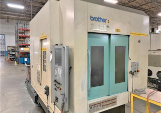 Brother TC-32B w/ Pallet Changer