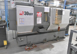 Haas DS-30SSY grand alésage