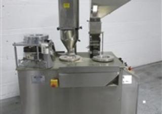 Remplisseur de capsules semi-automatique Capsugel Cap8