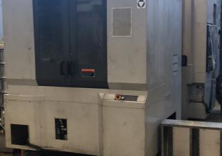 Used Mori Seiki SH5000 Machining center - horizontal
