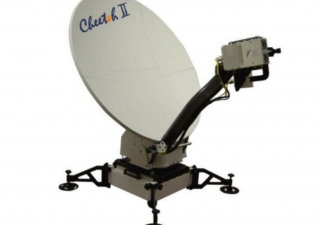 Cheetah II Flyaway Antenna VSAT, 85cm Ka-Band 5W, CX-751 V2 MFR L-3 GCS